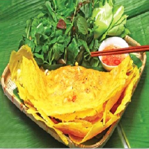 Bánh xèo – Vietnamese pancake