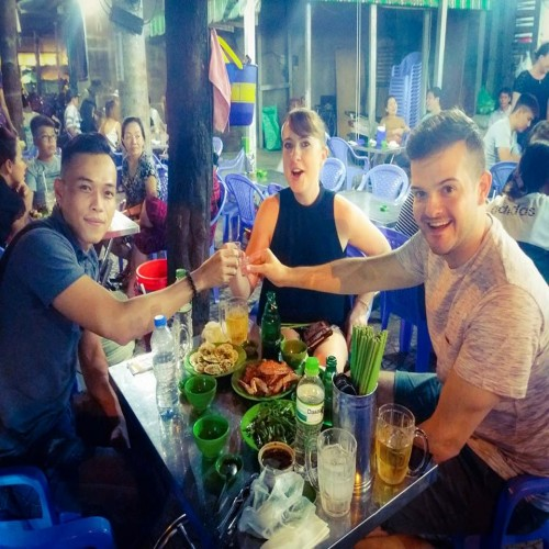 DRINKING IN VIETNAM