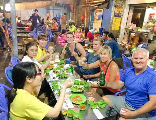Ho Chi Minh Street Food By Night - Private Motorbike Tour